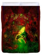 Fire Light Duvet Cover
