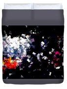 Fire Paper And Wind Duvet Cover