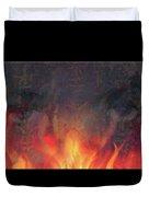 Fire Soul Duvet Cover
