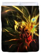 Fire Spirit Duvet Cover