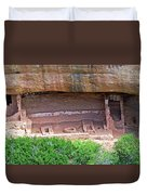 Fire Temple - Mesa Verde Nationalpark Duvet Cover