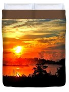 Fire Within Duvet Cover