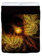 Firebird Duvet Cover