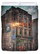 Firebird Tavern Duvet Cover