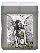 Firefly Faery Duvet Cover