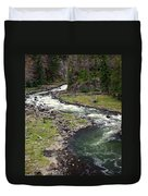 Firehole River 2 Duvet Cover