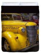 Fireman - Mattydale  Duvet Cover