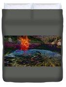 Firenwater Duvet Cover
