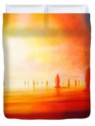 Firestone Duvet Cover