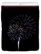Fireworks 12 Duvet Cover