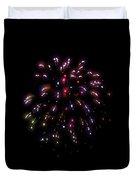 Fireworks 13 Duvet Cover