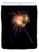 Fireworks 49 Duvet Cover by James BO  Insogna