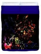 Fireworks 5 Duvet Cover