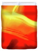 Flash Abstract 561 Duvet Cover