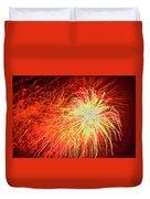 Fireworks 6 Duvet Cover