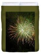 Fireworks 7 Duvet Cover