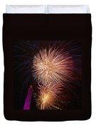 Fireworks At Maspalomas 2  Duvet Cover