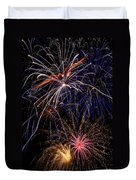 Fireworks Celebration  Duvet Cover