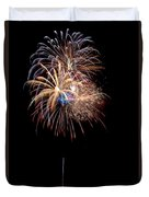 Fireworks IIi Duvet Cover by Christopher Holmes