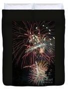 Fireworks6487 Duvet Cover