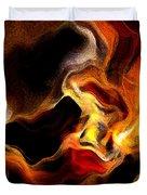 Firey Duvet Cover
