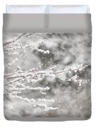 First Day Of Spring 2015 New Jersey Duvet Cover