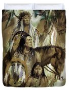 First Nation 67r Duvet Cover
