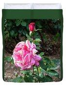 First Prize Rose Hybrid Tea Duvet Cover