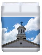 First United Methodist Of Plant City Fl Duvet Cover