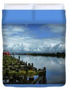 Firth Of Forth Duvet Cover
