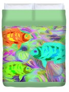 Fish 3 Duvet Cover