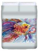Fish II Duvet Cover