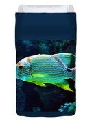 Fish No.3 Duvet Cover