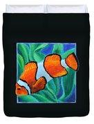 Fish Number Three Duvet Cover