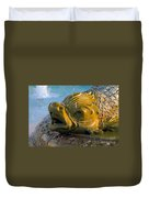 Fish Out Of Water Duvet Cover