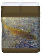 Fish Sandy Bottom Duvet Cover