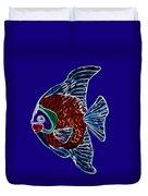 Fish Tales Duvet Cover