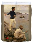 Fisher Boys Falmouth Duvet Cover