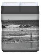 Fisherman - Costa Del Sol - El Salvador Bnw V Duvet Cover