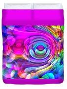 Fisheye3mlv Duvet Cover