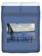Fishing Cove Duvet Cover