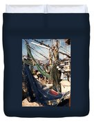 Fishing Nets Duvet Cover