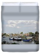 Fishingport Buesum Duvet Cover