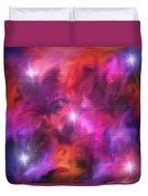 Five Elements Duvet Cover