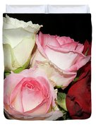 Five Roses Duvet Cover