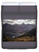 Five Sisters Of Kintail Duvet Cover