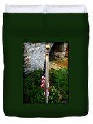 Flag Day Duvet Cover