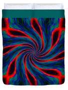 Flag Of The 48th Naval Illusionist Regiment Duvet Cover
