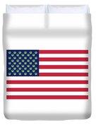 Flag1 Duvet Cover