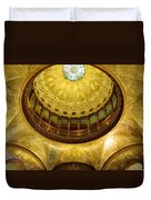 Flagler College Rotunda II Duvet Cover